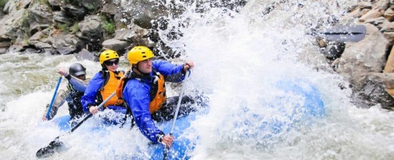 Chilkat Guides Rafting