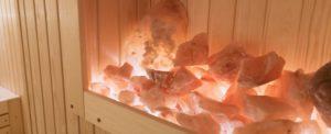 Glacier Salt Cave