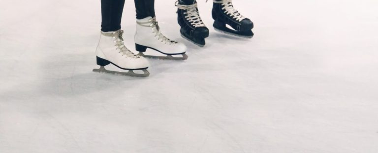 Ice Skating at Treadwell Arena