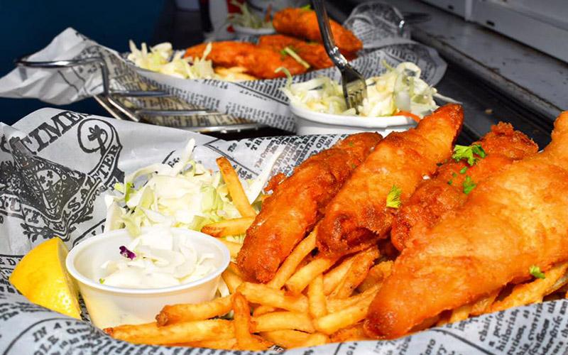 Juneau Restaurants