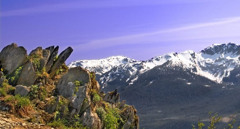 Juneau Hiking Trails