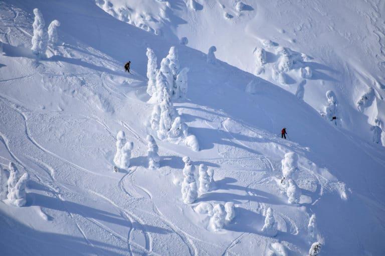 Skiing at Eaglecrest Ski Area in Juneau