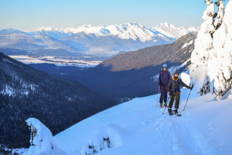 The Best Winter hiking trails in June