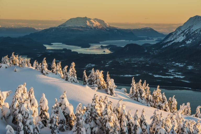Enjoy some Nordic Skiing in Juneau This Winter!