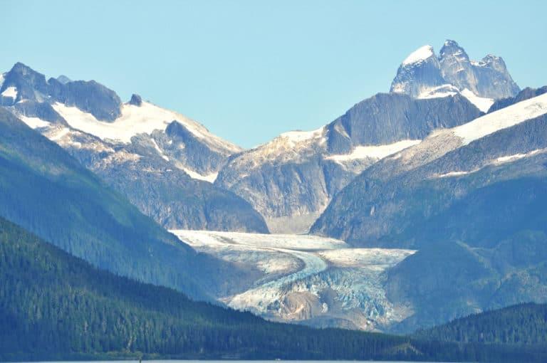 explore the Herbert Glacier Trail