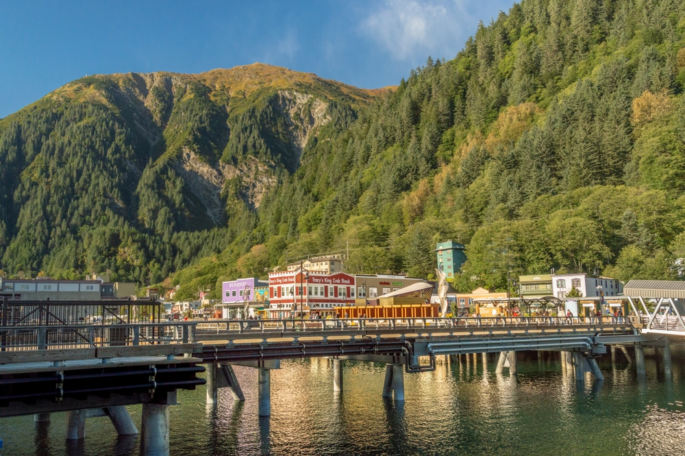 Our hotel is located in the heart of Downtown Juneau, and not far away from top attractions like Point Bridget State Park